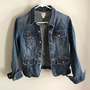 Denim Jean Jacket